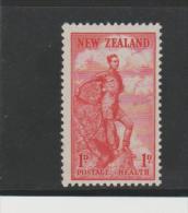 NZ Mi.Nr. 235/ Health 1937 ** - 1907-1947 Dominion