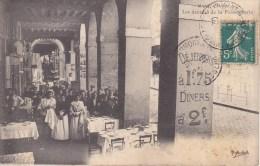 Dieppe Les Arcades De La Poissonnerie N° 957 - Dieppe