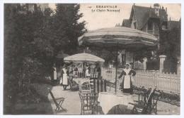 CPA Deauville - Le Chalet Normand - Deauville