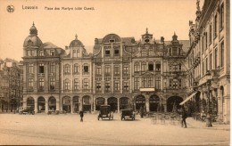 Belgique. Louvain. Place Des Martyrs - Leuven