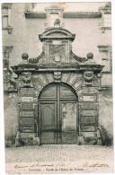 CPA Castres, Porte De L'Hotel De Viviers (pk20485) - Castres