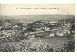 Cp, 39, Lons-le-Saunier, Vue Générale, écrite 1927, - Lons Le Saunier