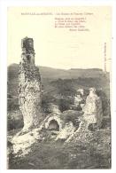 Cp, 54, Bainville-aux-Miroirs, Les Ruines De L'Ancien Château - Autres Communes