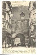 Cp, 76, Rouen, La Basse Vieille TOur, Voyagée 1903 - Rouen