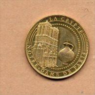 Monnaie Arthus Bertrand : La Crypte Notre-Dame De Paris - Sans Date - Arthus Bertrand