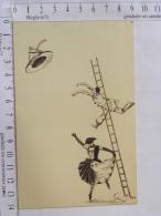 CPA Illustrateur EDMEE - Cirque Clown - Colombin Colombine - Illustrators & Photographers