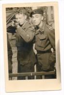 30881  -  Foire  -  Tir  à  La Carabine - Militaire -  Commando - Cartes Postales