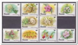Rwanda 1981, Postfris MNH, Flowers - Rwanda