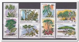 Rwanda 1979, Postfris MNH, Trees - Rwanda