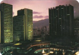 Venezuela Caracas Torres Del Silencio - Venezuela
