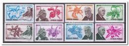 Rwanda 1970, Postfris MNH, Flowers, Orchids - 1970-79: Ongebruikt