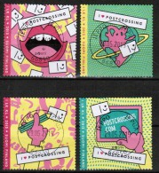 2013 Finland, Postcrossing, Complete Fine Used Set. - Gebraucht