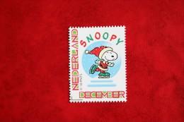 Pers. Decemberzegel Snoopy ; NVPH 2777 ; 2010 POSTFRIS / MNH ** NEDERLAND / NIEDERLANDE / NETHERLANDS - Period 1980-... (Beatrix)