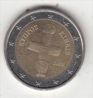 CYPRUS - 2 Euro Coin 2008 - Cipro