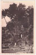 RARE Pas De Calais 62 - HARDINGHEN La Grotte Au Couvent Des Passionistes Marie Vierge Croix Religion Sanctuaire - Altri Comuni