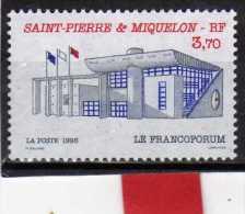 SAINT PIERRE ET MIQUELON   N°621 ** LUXE - St.Pierre Et Miquelon