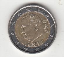 BELGIUM - 2 Euro Coin 2011 - Belgique