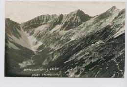 Bettelwurfhütte Gegen Stempeljoch. Kleinformat - Austria