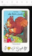 Ecureuil Squirrel  / Animal   // IM 168/2 - Old Paper