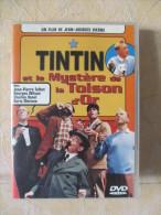 Cinéma  DVD  Dessin Animé Tintin Et LE MYSTERE DE LA TOISON D'OR  Film Avec Acteurs Réels - Cartoons
