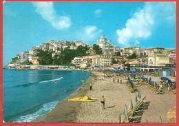 CARTOLINA VG ITALIA - IMPERIA - La Spiaggia D'oro - 10 X 15 - ANN. 1970 - Imperia