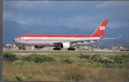 Airbus A330 Aircraft LTU International Airines A 330  Avion Aviation Aiplane A.330 LTU Lufttransport-Unternehmen - 1946-....: Era Moderna
