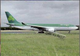 Airbus A 330 Aerei Aircraft Aer Lingus Airlines Aviation A.330 Aiplane A 330 Shannon Airport - 1946-....: Era Moderna