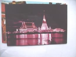 Asia Thailand Phra Chedi Klangnam - Thailand