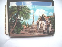 Thailand Bangkok Wat Po - Thailand