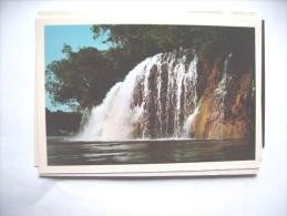 Thailand Kanchanaburi Water Fall - Thailand