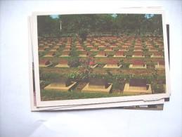 Thailand Kanchanaburi Grave Yard - Thailand