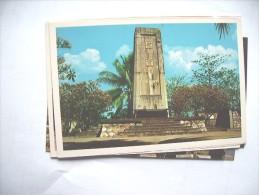 Thailand Kanchanaburi Monument Japanese Soldiers - Thailand