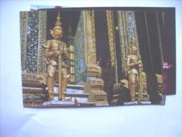 Thailand Near Bangkok Guards - Thailand