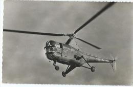 L´armée De L´air En Indochine Helicoptere Sanitaire Sikorsky - Aviation