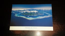 C-37956 VUE AERIENNE DE RAIATEA ET TAHAA - Polynésie Française