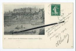 CPA  - Ancien Couvent Des Bénédictines à Conflans (XVIIe Siecle) - Conflans Saint Honorine