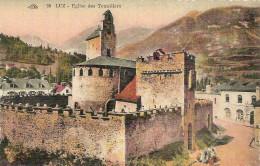 PK. 38. LUZ - EGLISE DES TEMPLIERS - Cartes Postales
