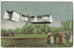 L'aeroplane Santos Dumont - Aerodrome