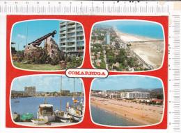 COMARRUGA    -   Diversos Aspectos  De  La  Ville -  4  Vues - Tarragona