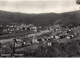 Toscana-massa-pontremoli Veduta Panorama E Stazione Ferroviaria - Italia