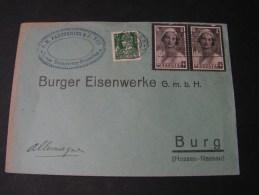 == Belgien Cv. 1935 - Belgien