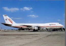 Boeing B 747 Aircraft Airways Orion Air Airines B747 Aereo Avion B.747 Aviation Aiplane Planes Flugzeuge B-747 - 1946-....: Moderne