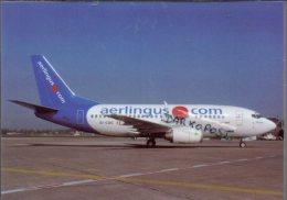 Boeing B737 Aircraft Aerlingus B-737 Airlines B.737 Avion Aviation B 737 Aiplane Planes Flugzeuge Aer Lingus - 1946-....: Moderne