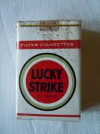 Pacchetto  Di Sigarette   -    LUCKY STRICHE - Cigarette Package  NEW-NUOVO - Cigarette Holders