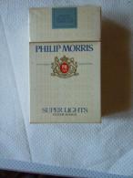 Pacchetto  Di Sigarette   -   PHILIP MORRYS     - Cigarette Package  NEW-NUOVO - Cigarette Holders