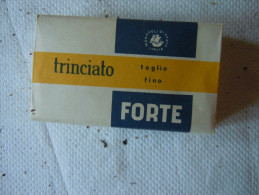 Pacchetto  Di Sigarette   -   TRINCIATO FORTE TAGLIO FINE    - Cigarette Package  NEW-NUOVO - Fume-Cigarettes