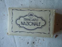 Pacchetto  Di Sigarette   -   TRINCIATO NAZIONALE    - Cigarette Package  NEW-NUOVO - Fume-Cigarettes