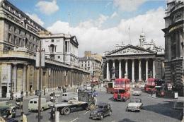 London - The Bank Of England And The Royal Exchange - Photogravure J. Arthur Dixon - Carte Non Circulée - London