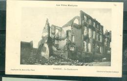 NOMENY - GUERRE DE 1914-18 LA GENDARMERIE - Rap58 - Nomeny