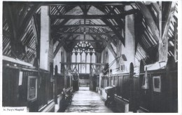 SUSSEX - CHICHESTER - ST MARY´S HOSPITAL RP Sus626 - Chichester